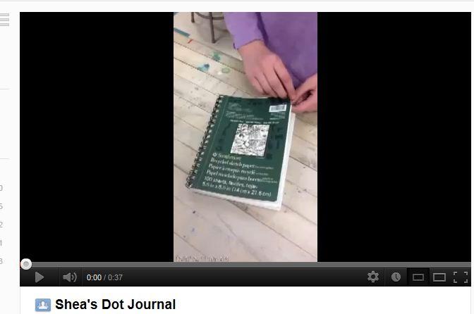 Shea's Dot Journal