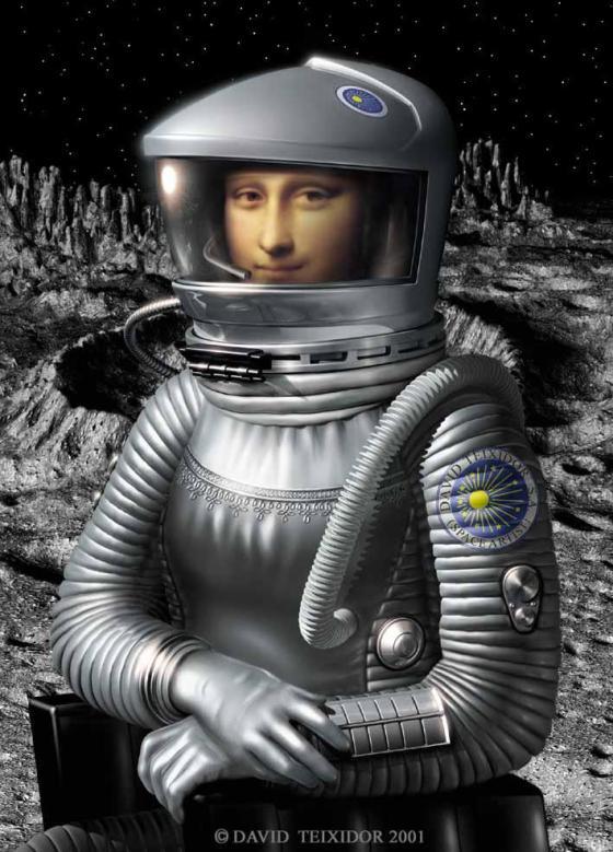 Mona space