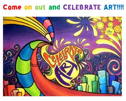 celebrate art