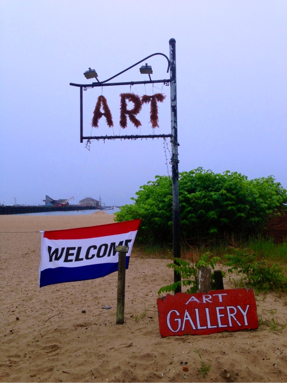 Seen in Provincetown, MA Photo credit: Alice Gentili