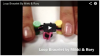 How-To Video for Loop Bracelet on a Home-Made Loom