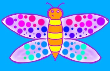 Butterfly by Kacy M.