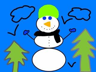 LC snowman