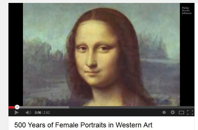 mona in art