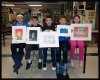 Congratulations Youth Art Month Artists!