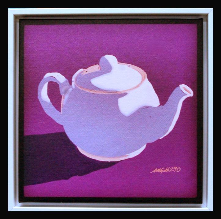 Digital iPad Teapot