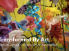 Transformed By Art: A Multi-Grade Collaborative Installation By Mendon-Upton Students