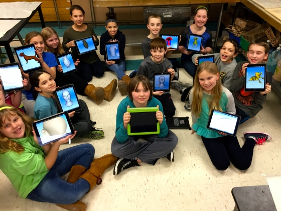 iPad group