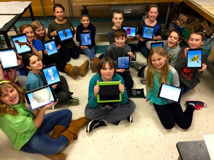 iPad group