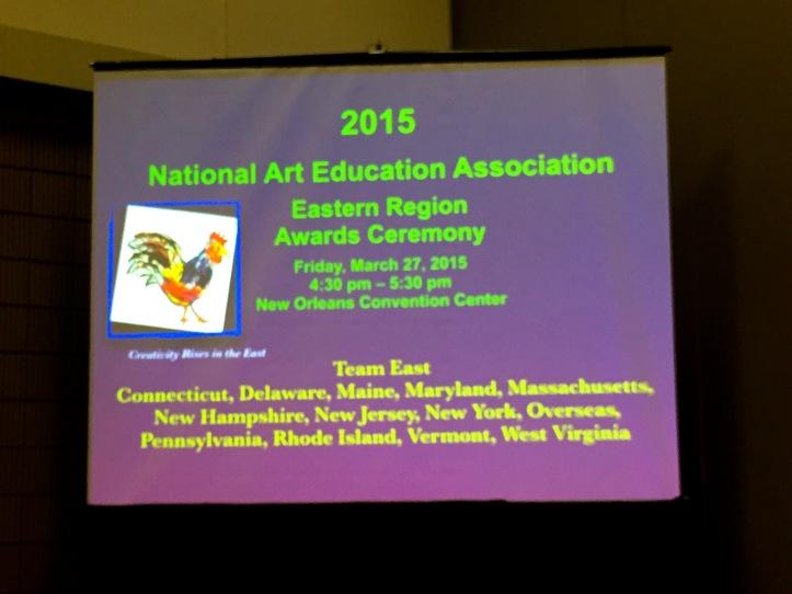 Eastern Region Awards