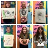 Miscoe Hill 5/6 Youth Art Month Artists