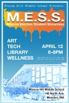 Our Art Show – This Tuesday 4/12