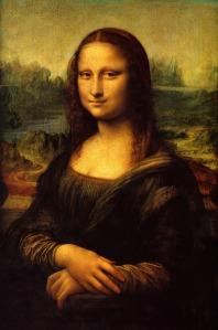La Gioconda by Leonardo Da Vinci
