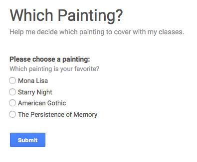 Google Form