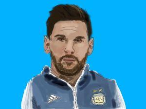 Alex H. - Lionel Messi