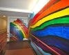 Once Upon A Time Six – Welcome to Miscoe Rainbow Mural